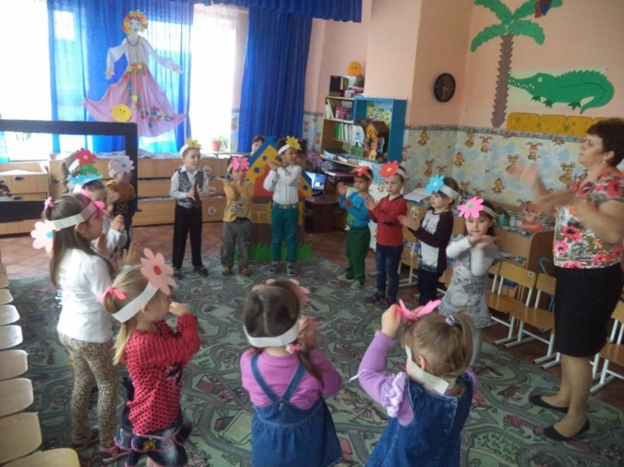 Сценарий на 8 марта в детском саду в средней группе скачать бесплатно