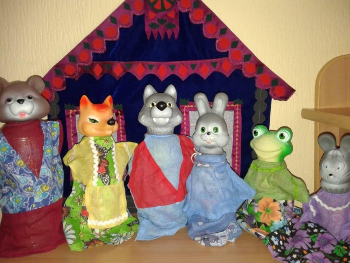 Картинки театр для детей для детского сада