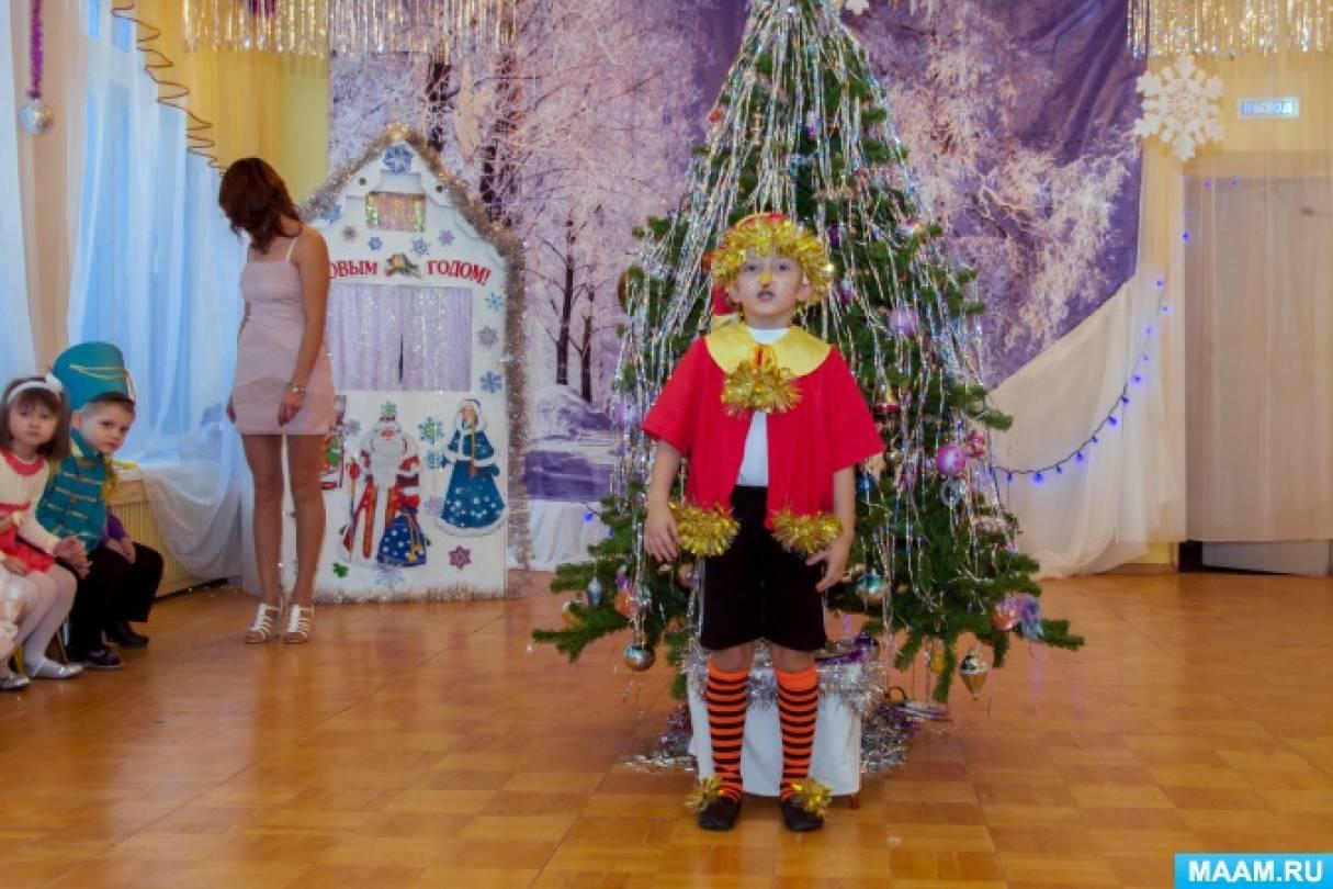 Проект по музыкально-театральной деятельности старших дошкольников «Театр-музыка-дети»
