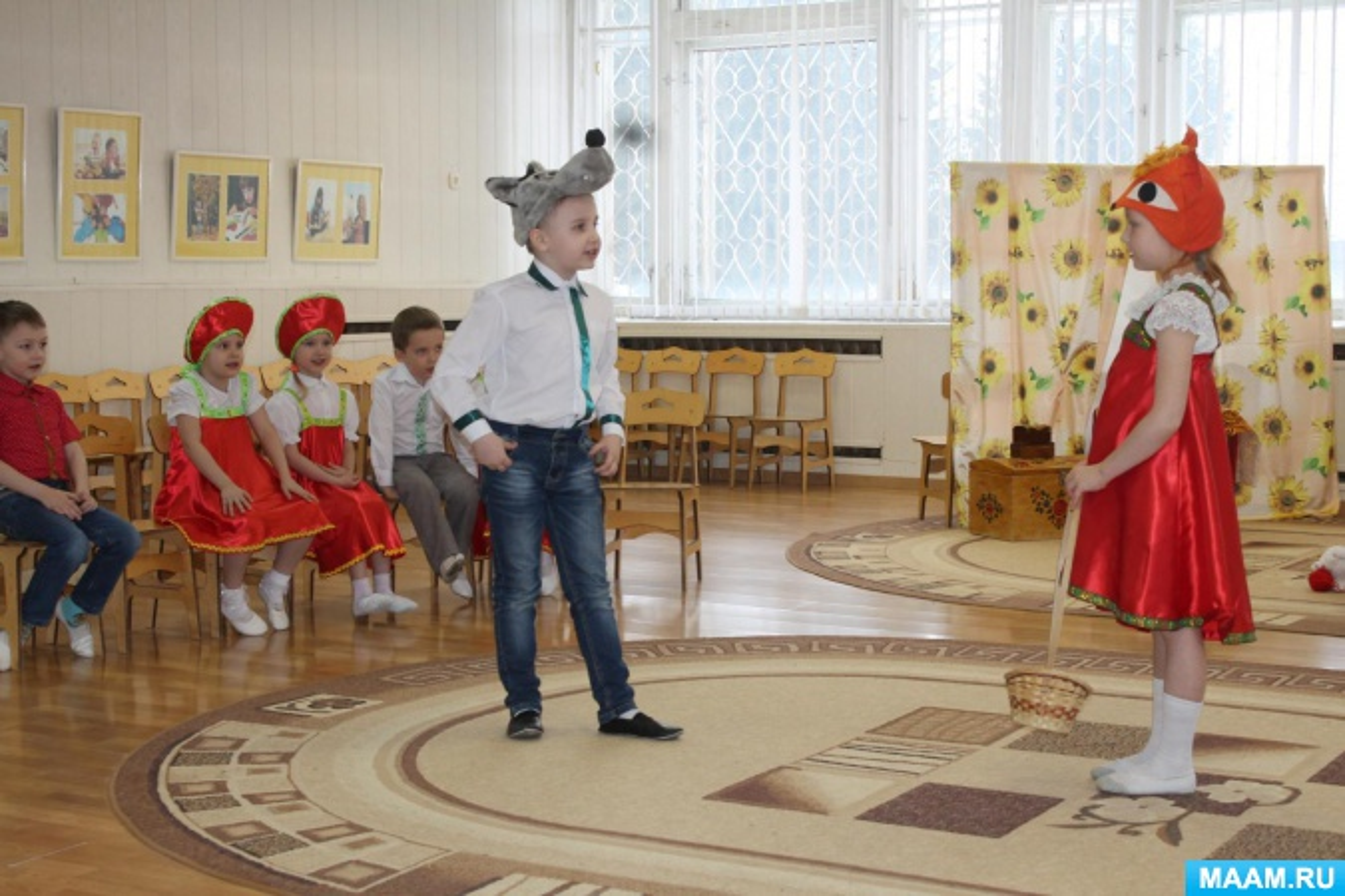 Фотоотчет по изучению русской избы. Праздник «Веселые посиделки»