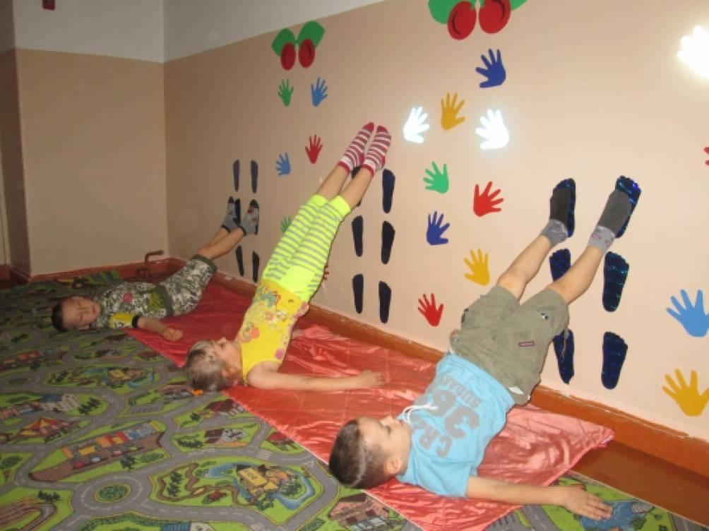 Тихий тренажер в детском саду своими руками 660
