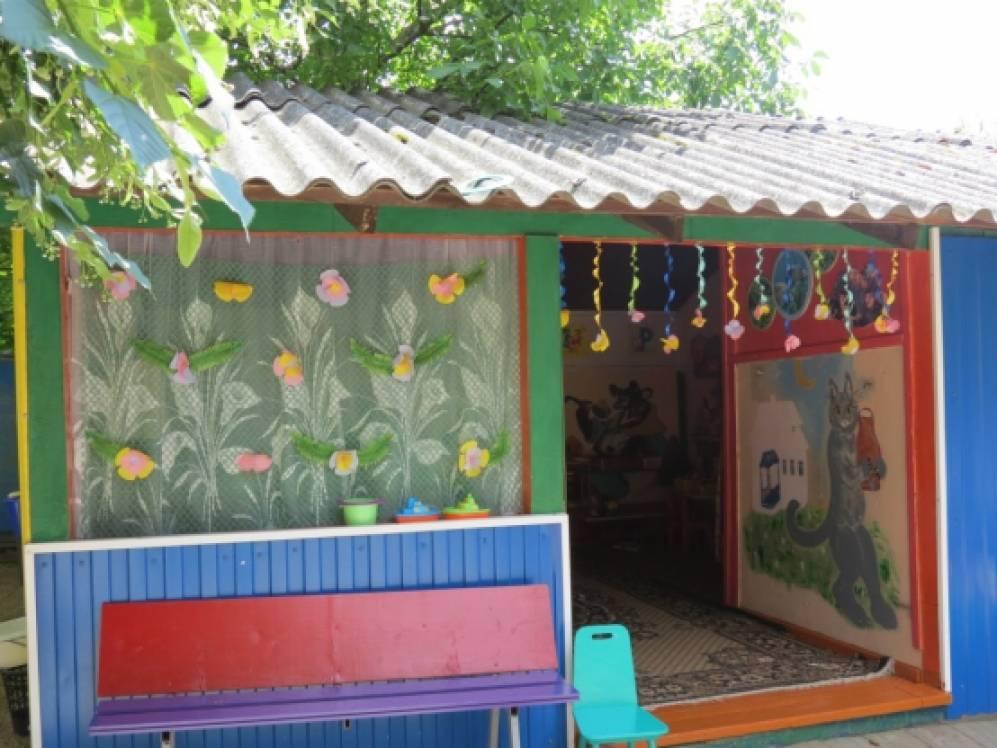 Поделки в садик для веранды 41