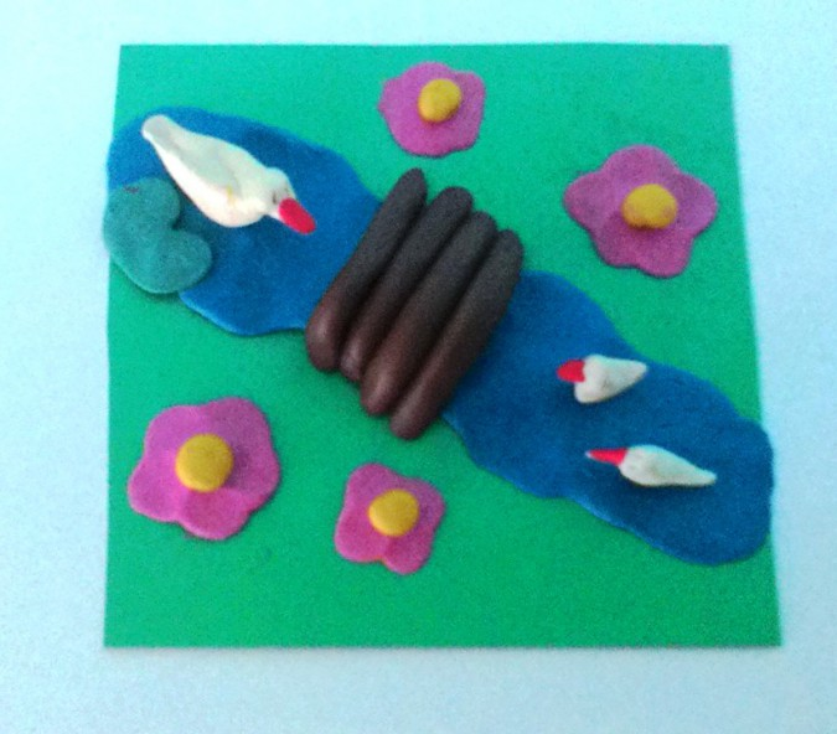 Простые поделки из пластилина для детей 3-4 лет фото 75