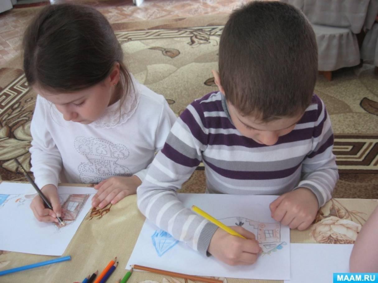 знакомим дошкольников с художниками иллюстраторами