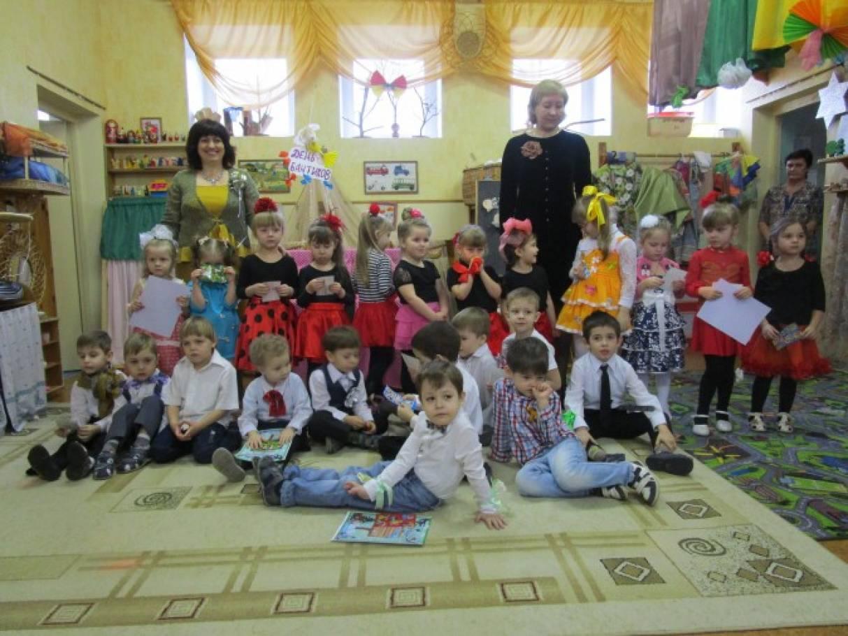 Праздничный концерт «День бантиков» в средней группе детского сада, посвящённый Дню 8 марта