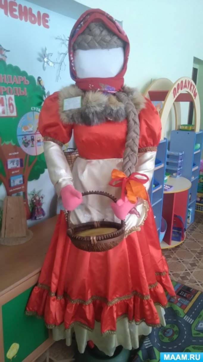 Изготовление масленичной куклы-чучела