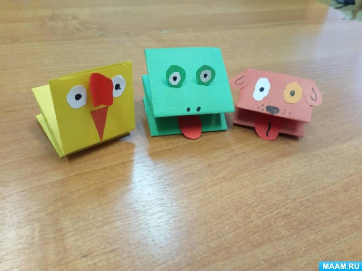 Пальчиковый театр как метод развития речи в группе детей 2–3 лет