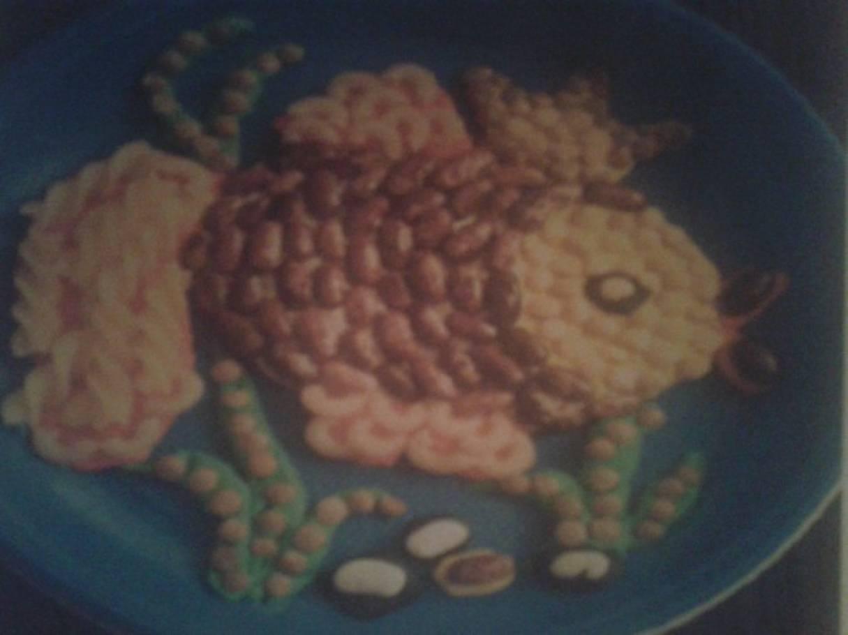 Мастер-класс по ручному труду (поделки из пластилина и бросового материала) «Картинки в тарелочках»