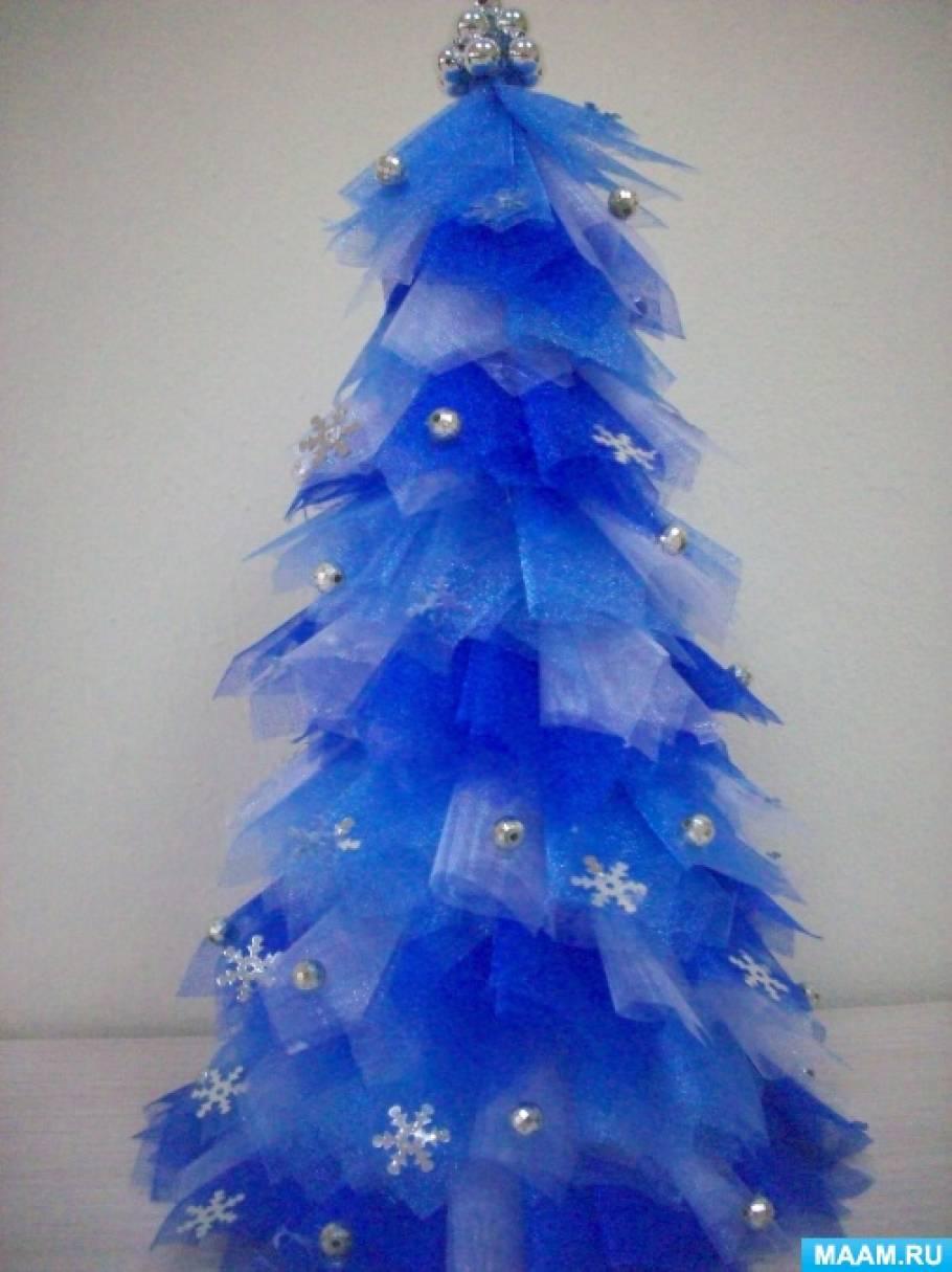Новогоднее оформление раздевальной комнаты в детском саду «Ёлочка-ёлочка, волшебная иголочка»