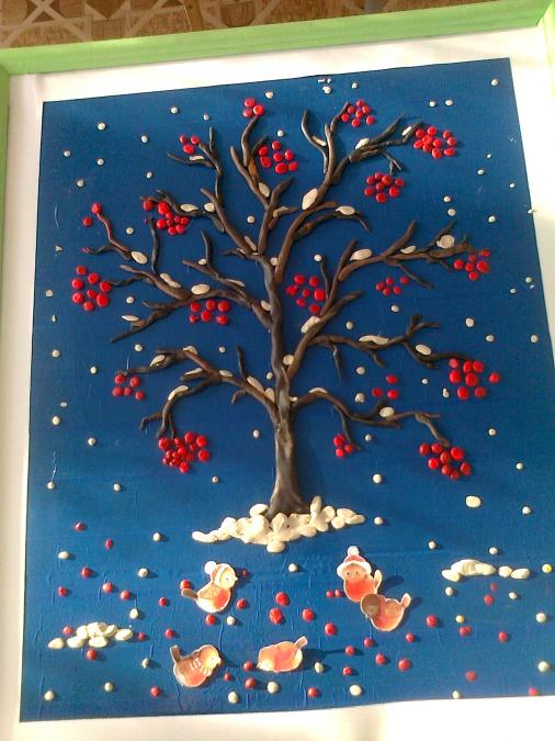 Картинки работ детей о весне