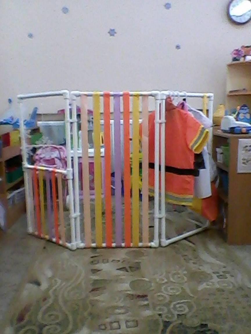 Ширма уголок уединения в детском саду своими руками 48