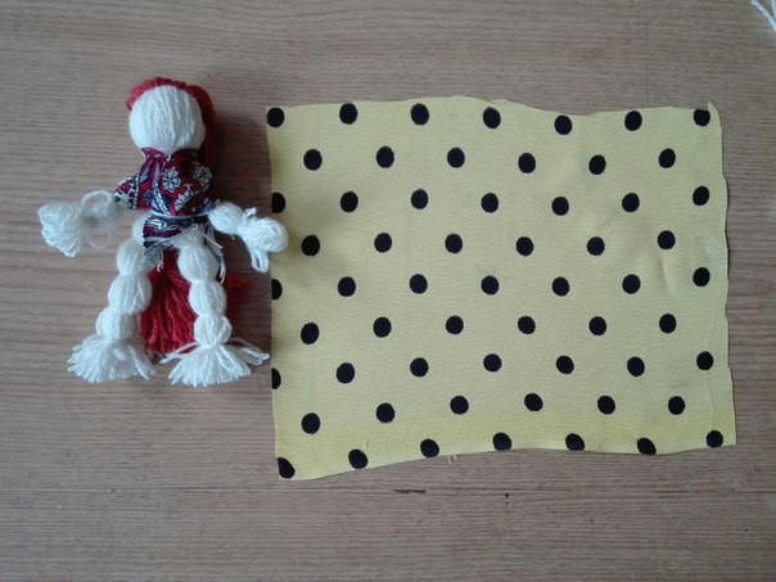 План-конспект открытого занятия объединения «Азбука дизайна» Тема: «Куклы-обереги» «Кукла-мотанка»
