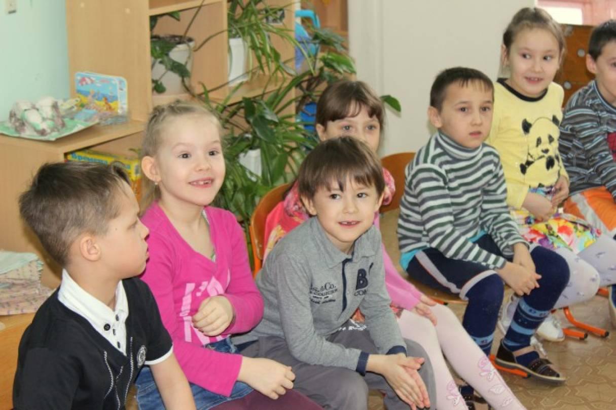 День детского радио в детском саду — фотоотчет