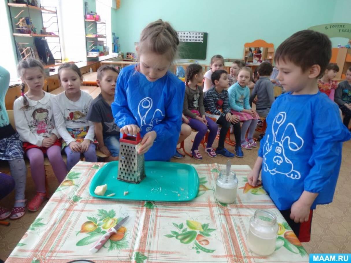 Праздник картошки в детском саду