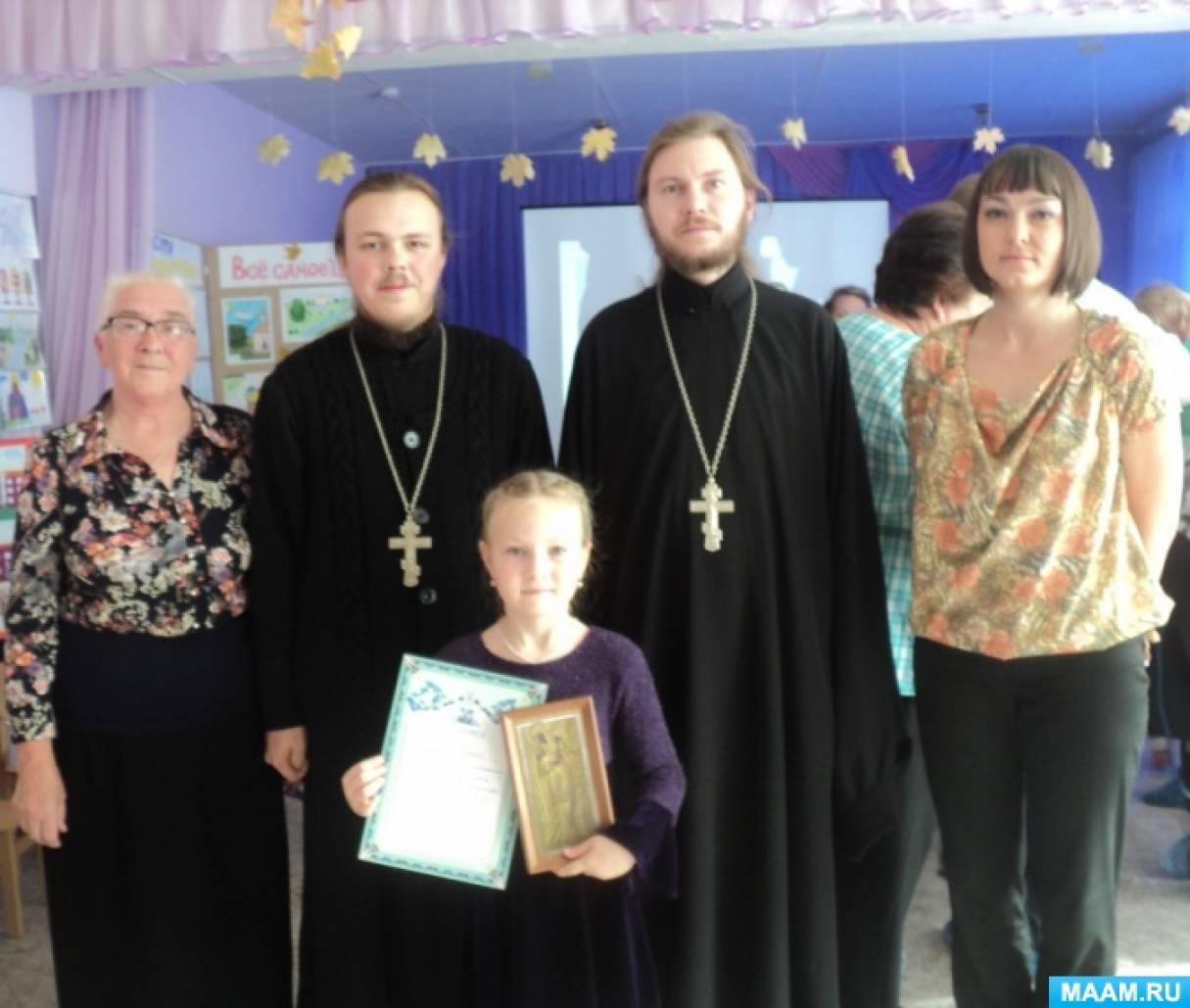 Использование проектной деятельности в знакомстве с традициями православной культуры