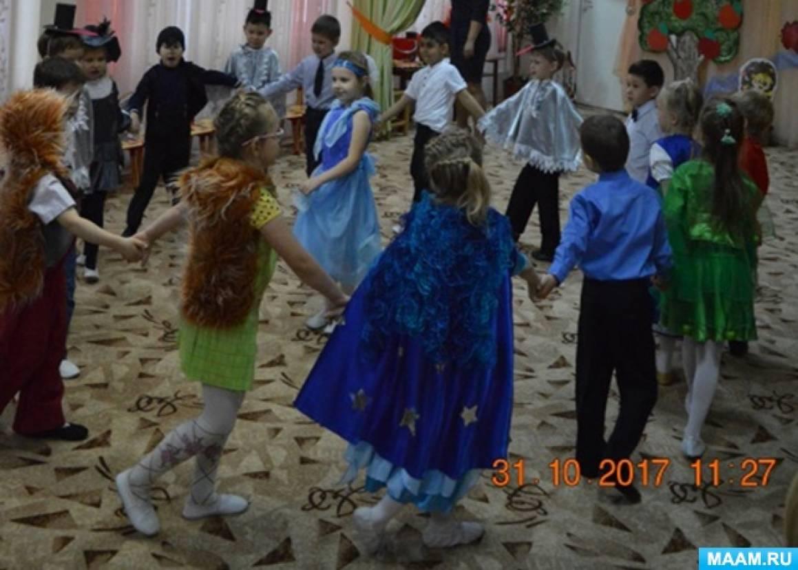 Коммуникативные музыкальные игры и танцы и их роль в развитии личности дошкольников