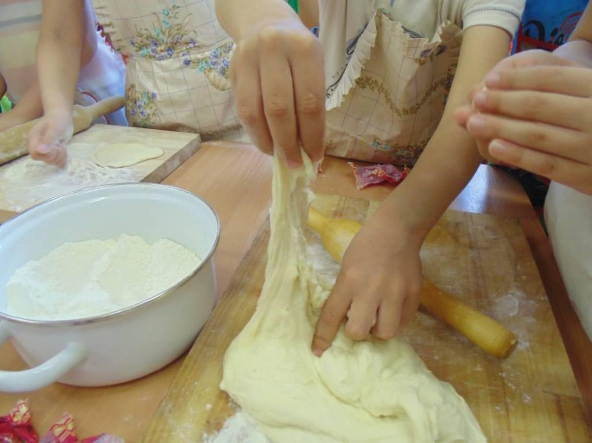 """Фотоотчёт """"Как мы испекли пирог """"разборник"""". Воспитателям детских садов, школьным учителям и педагогам - Маам.ру"""