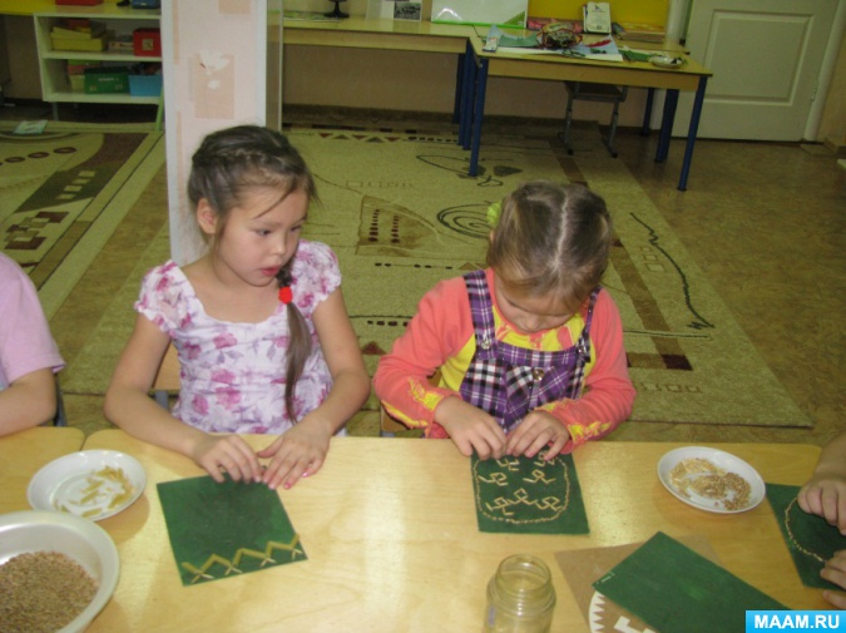 знакомство с народом ханты и манси в детском саду