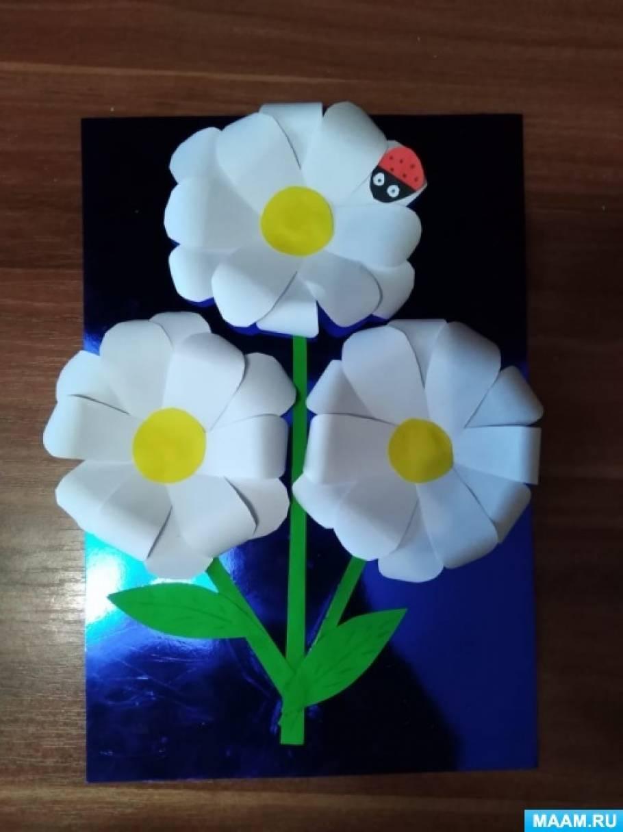 detsad-473303-1571053457 Аппликация из бумаги. Идеи для детского творчества. Воспитателям детских садов, школьным учителям и педагогам