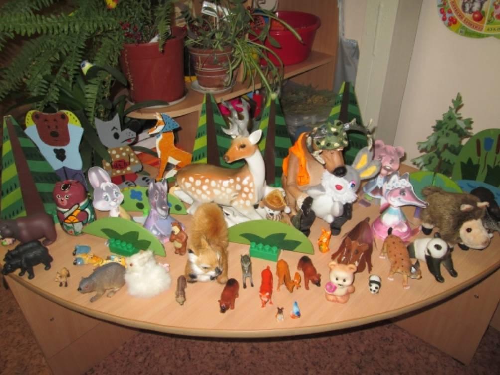 Поделки на тему дикие животные 49