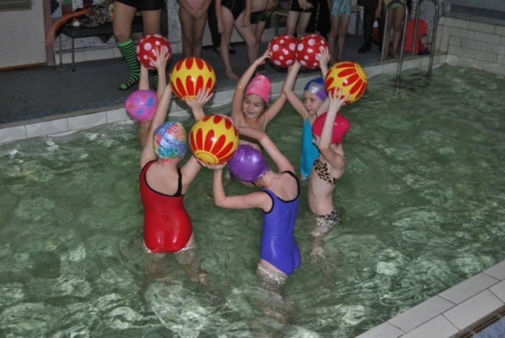 Сценарий день нептуна в бассейне сценарий