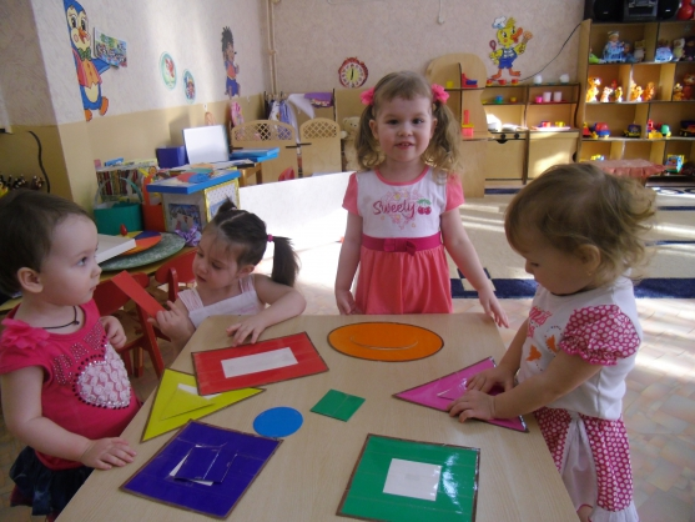 Дидактические игры раннего возраста своими руками