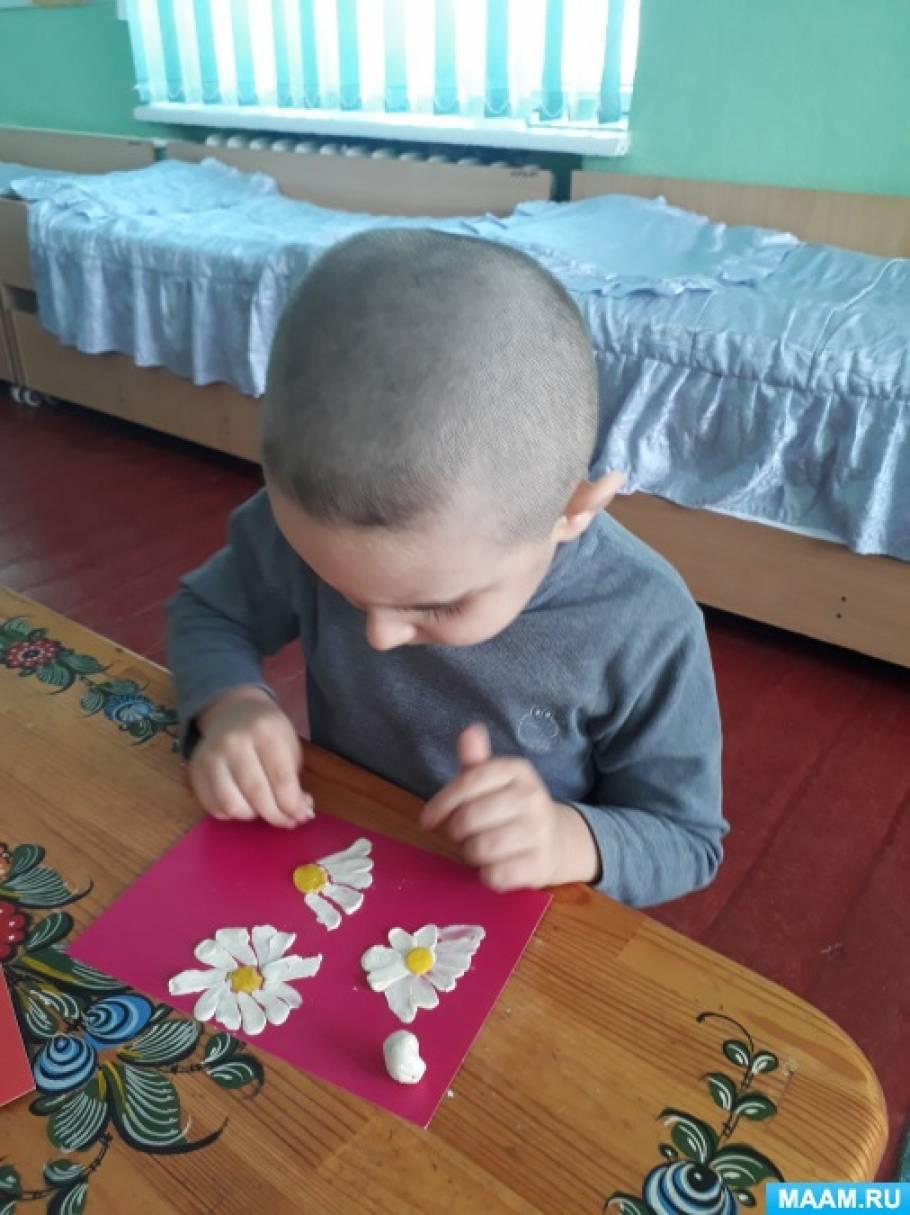 Конспект по рисованию ладошкой или пальчиком для детей малышей с элементами развлечения 1 мл гр