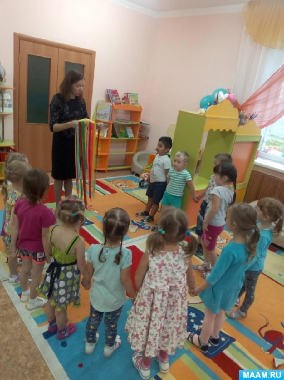 Проект «День Самоуправления» для дошкольников