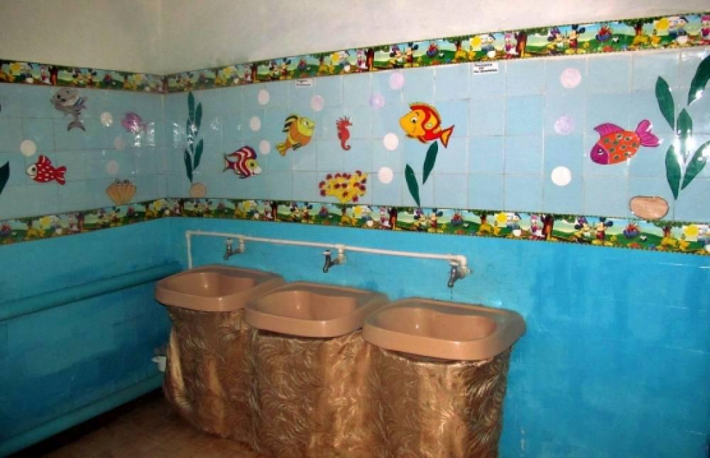 Можно сделать, картинки для туалета в детском саду оформление