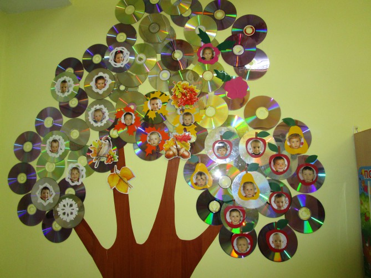 Оформление стенда с днём рождения в детском саду своими руками 17