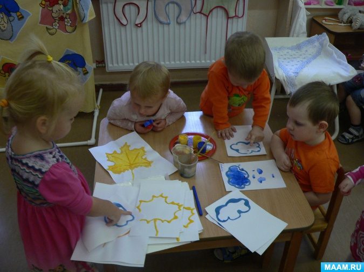 Фотоотчет мастер-класса с родителями. Изготовление объемных раскрасок с помощью объемных красок для детей раннего возраста