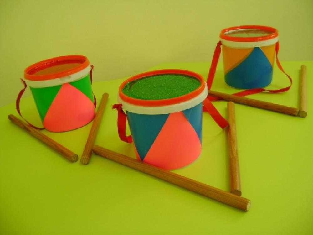 Поделки музыкальных инструментов своими руками с детьми