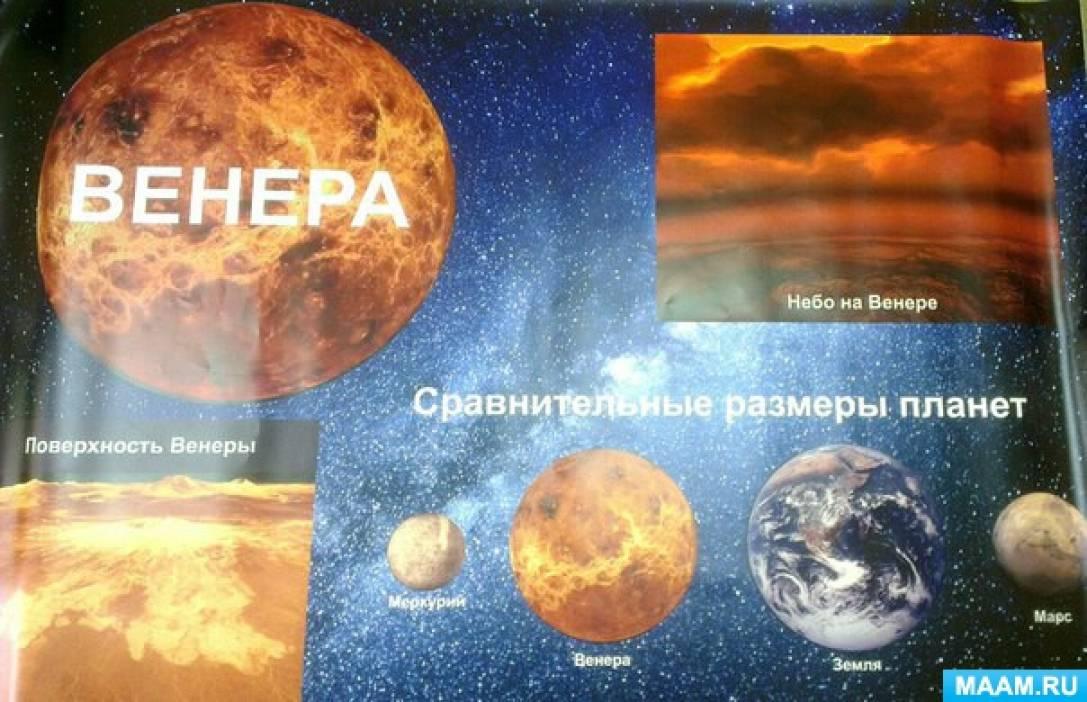 Космос для детей школьного возраста доклад 5593