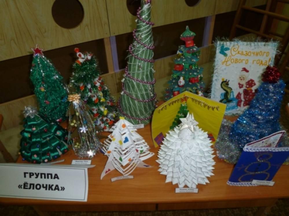 Организация творческих конкурсов в детском саду