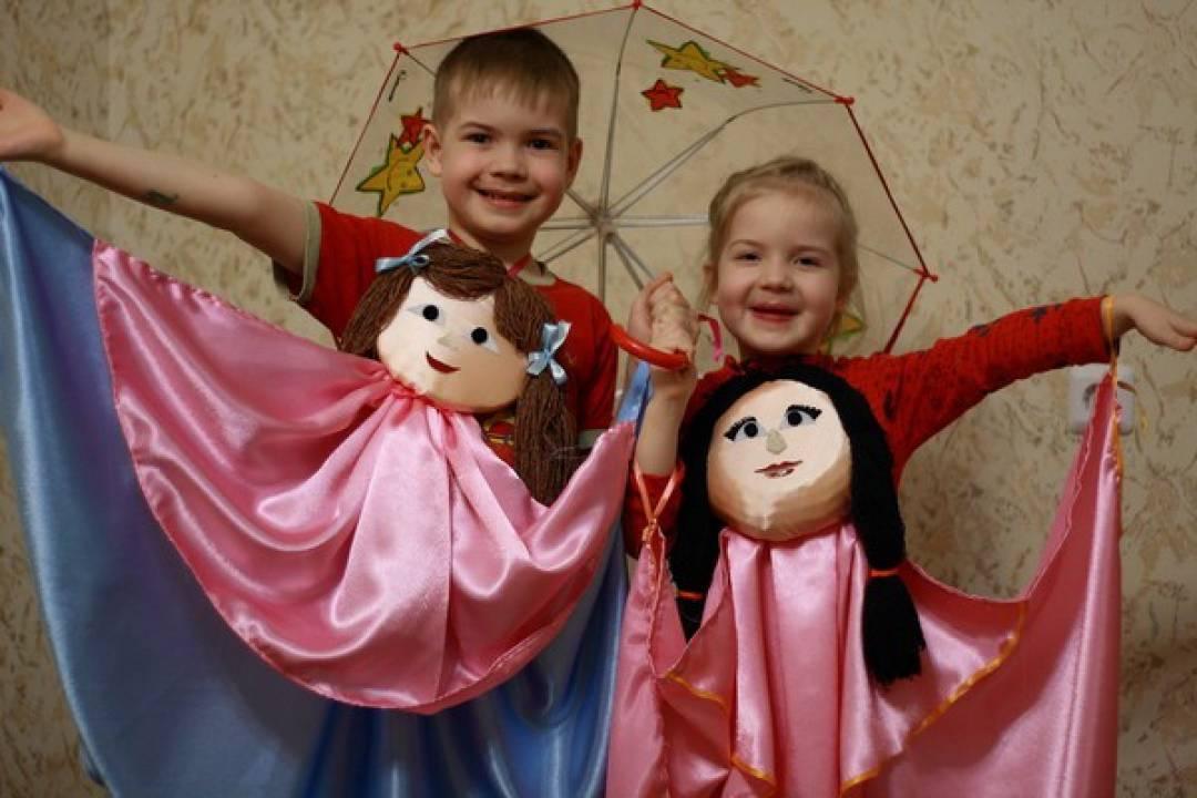 Своими руками куклы для сада