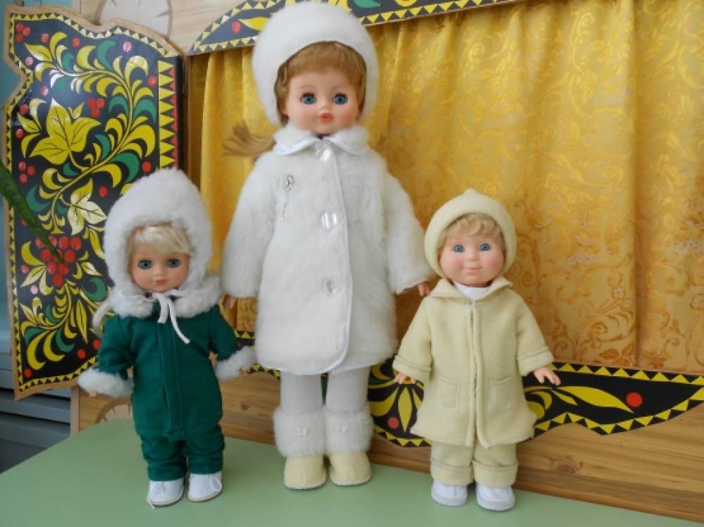 Куклы в детский сад своими руками 80
