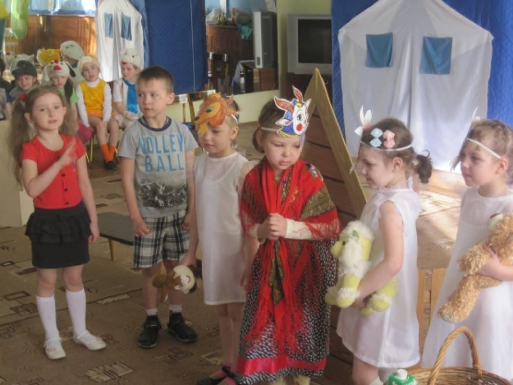 Представления в детском саду