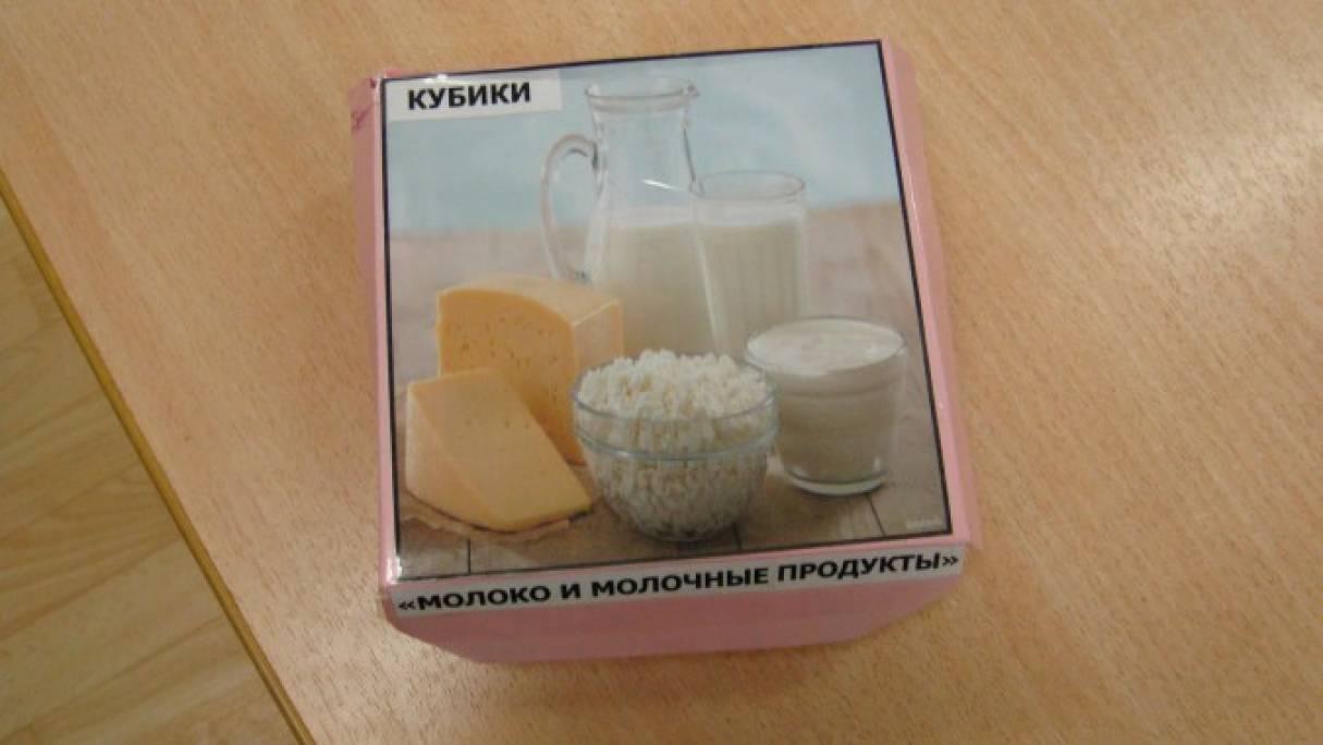 Поделки из продуктов из молока