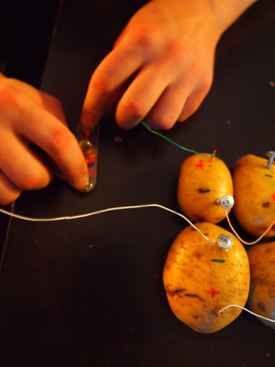 Детская исследовательская работа Электрические цепи, или в мире электричества