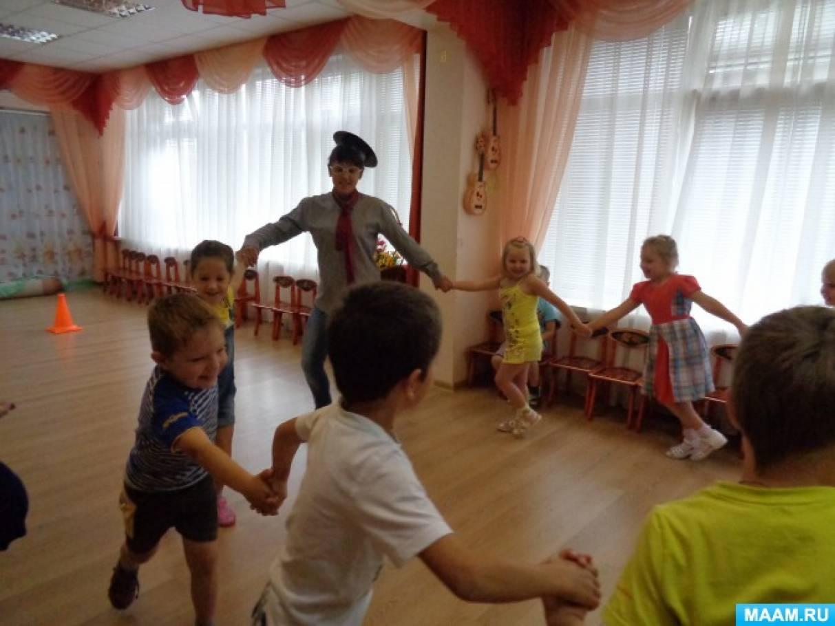 Сценарии детских спортивно музыкальных праздников