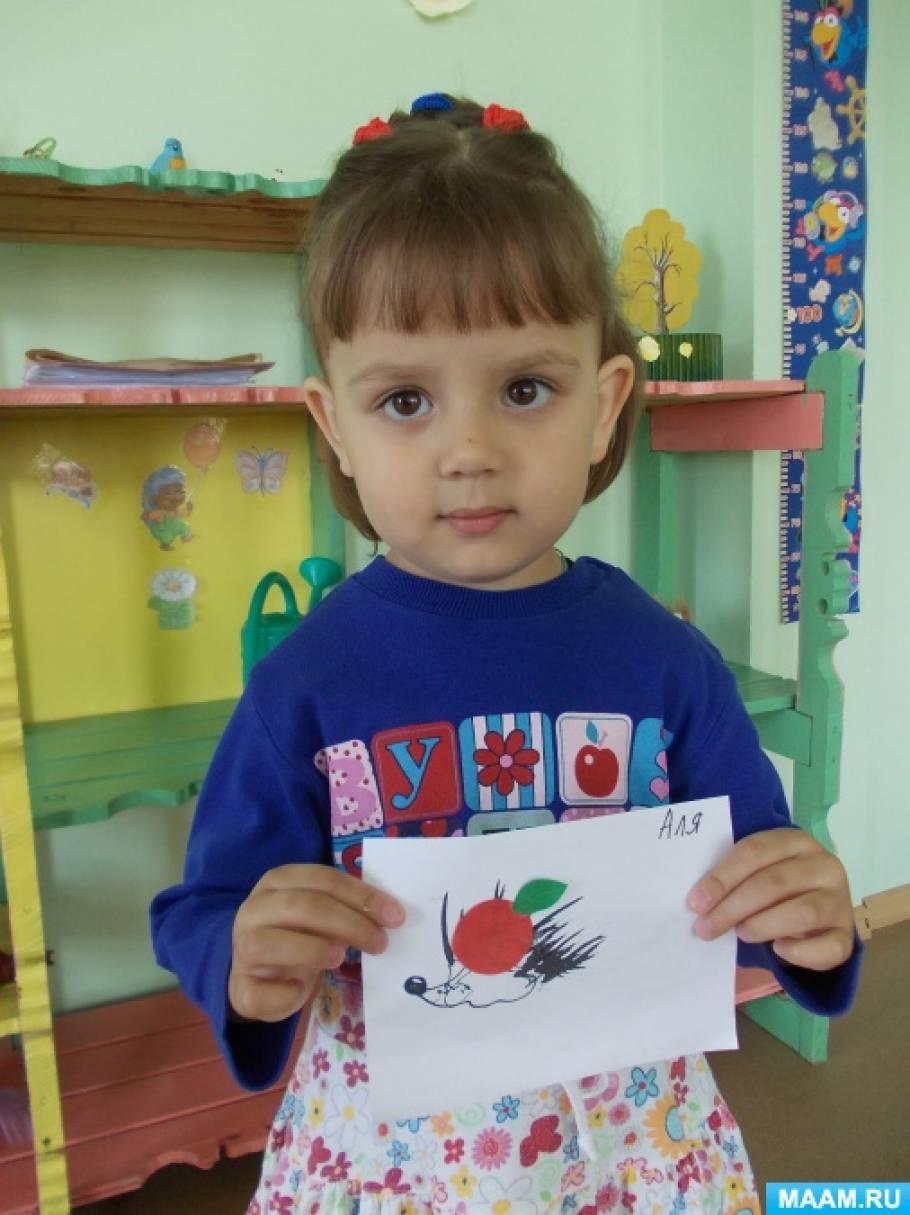 Развитие творческих способностей детей с помощью изобразительной деятельности