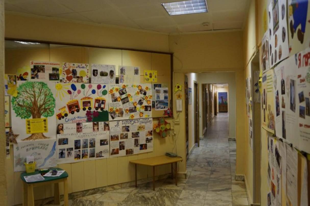 Психопрофилактическая работа в ДОУ. Конкурс творческих стенгазет «Я горжусь!» (фотоотчет)
