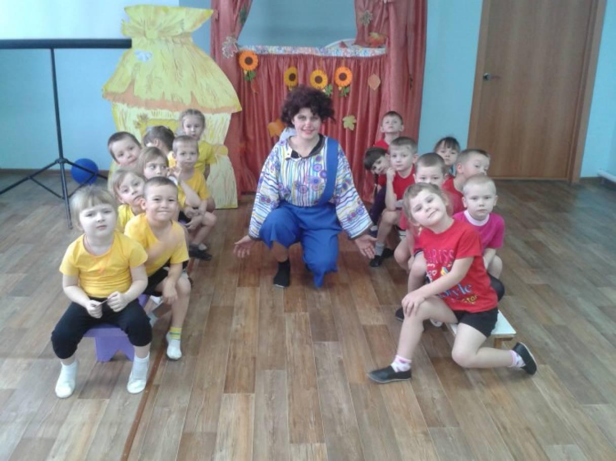 Сценарий с воздушными шарами для детей