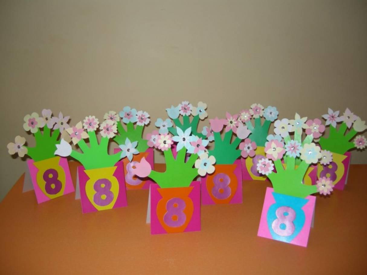 Отправить, открытки для бабушек на 8 марта в детском саду