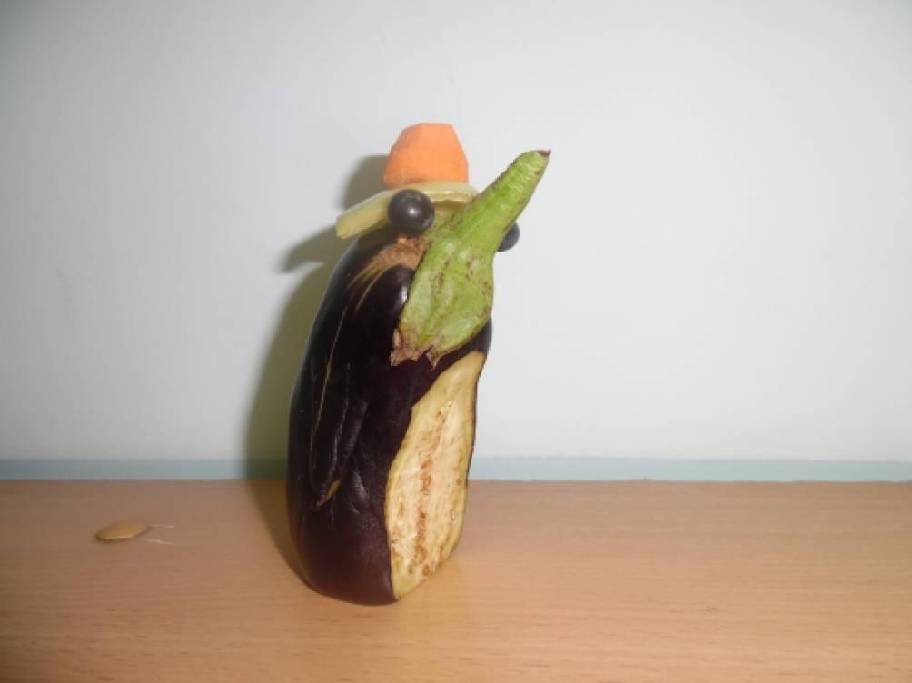 Картинки поделок из овощей кладовая природы