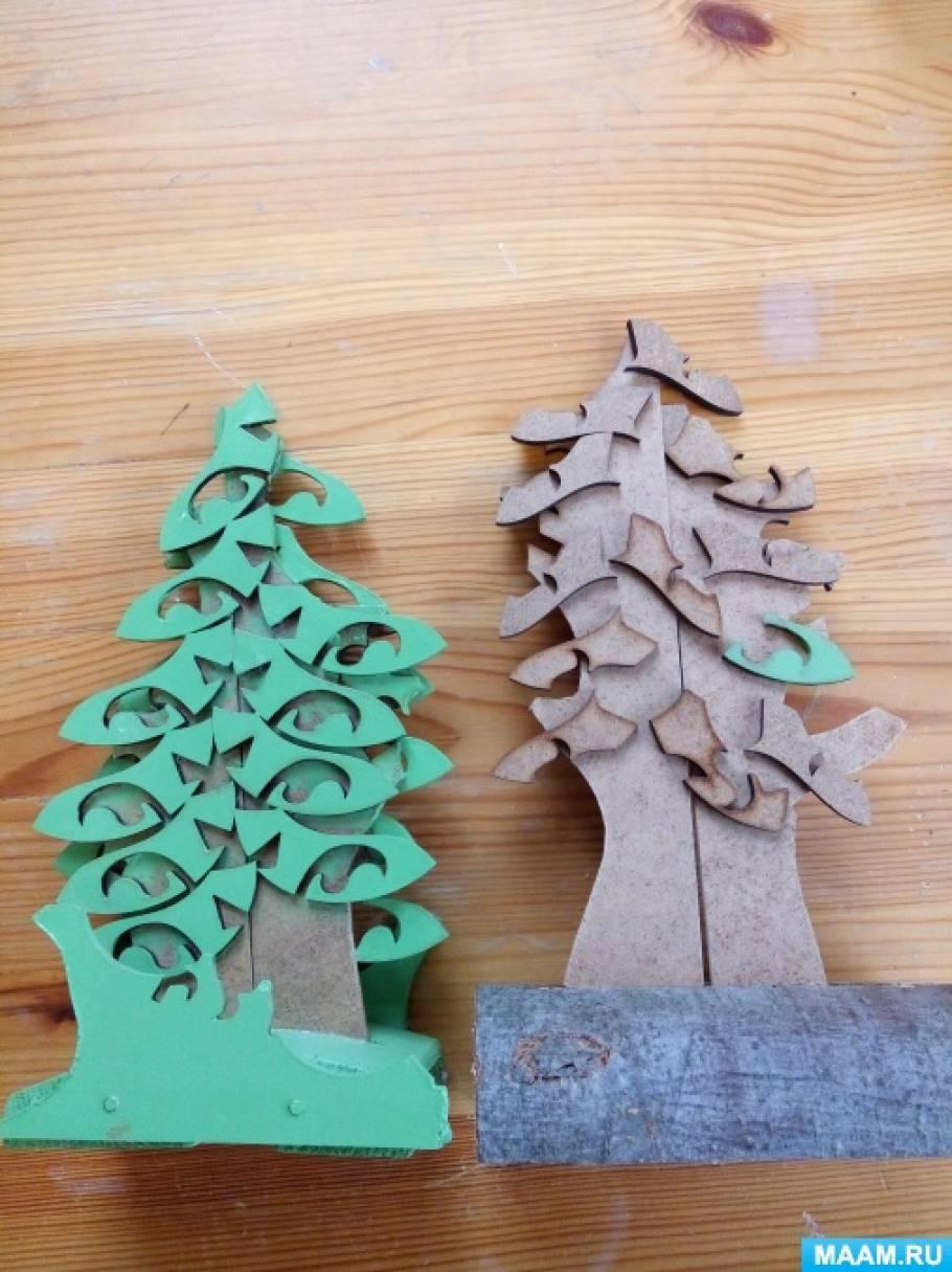 Дерево для театра