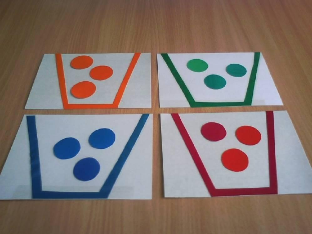 Игры на сенсорику для детей 2-3 лет своими руками фото