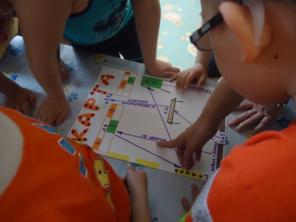 поиск клада по запискам для детей на улице сценарий