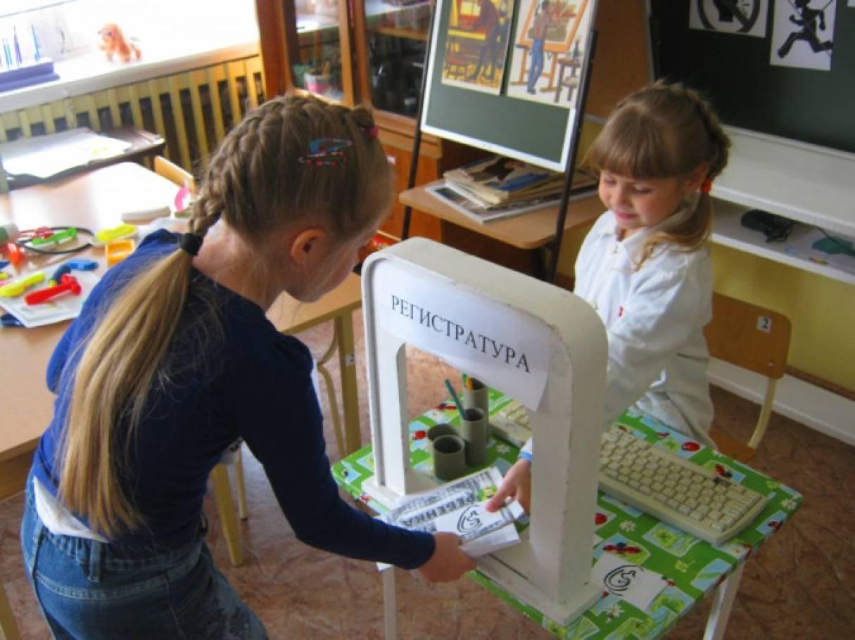 Сюжетно ролевая игра как средство социализации ребенка игра-ролевая в детском саду школа