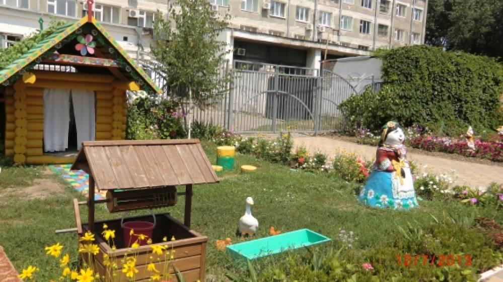 Детский сад дизайн участков